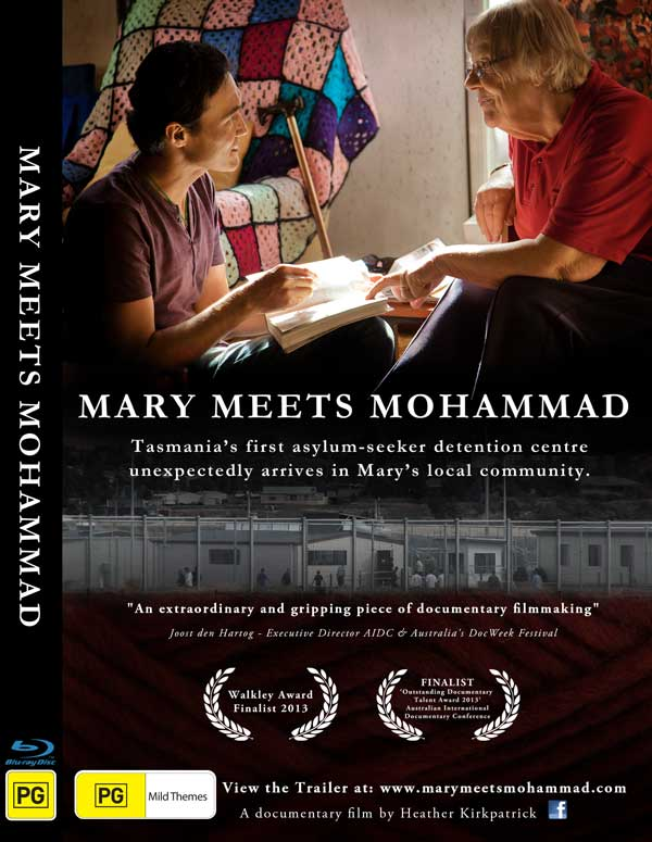 Mary Meets Mohammad Blu-ray Slick Front