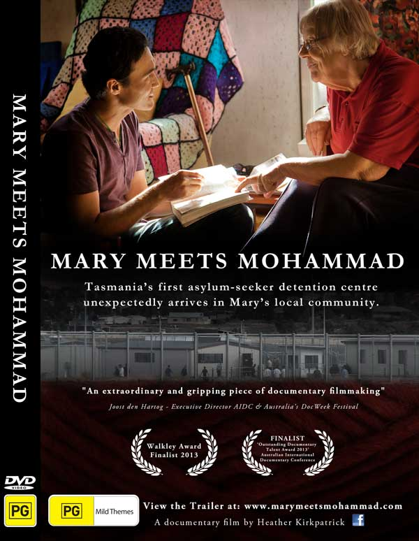 Mary Meets Mohammad DVD Slick Front