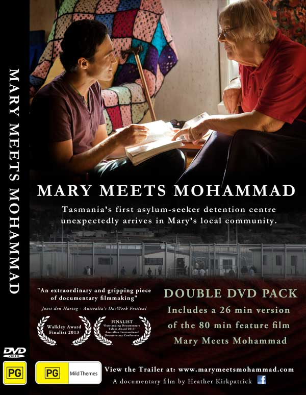 Mary Meets Mohammad Double DVD Slick Front