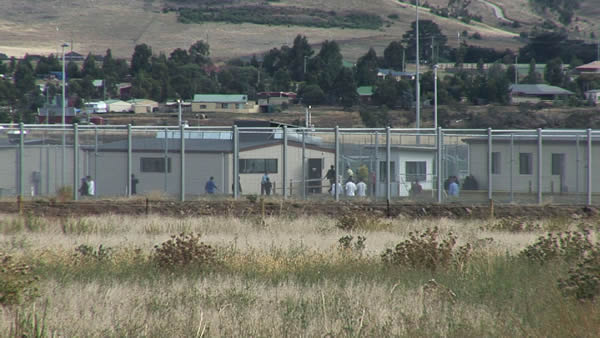 Pontville detention centre